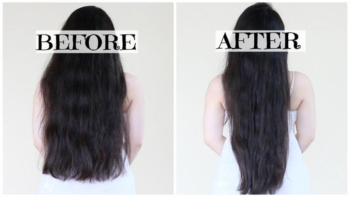 10 ماسكات لتطويل الشعر بسرعة رهيب
