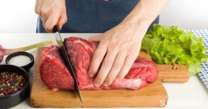 طرق التخلص من روائح اللحوم في المنزل | سوبر ماما