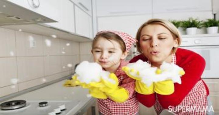 20 فكرة بسيطة لتنظيف المنزل قبل بداية العام