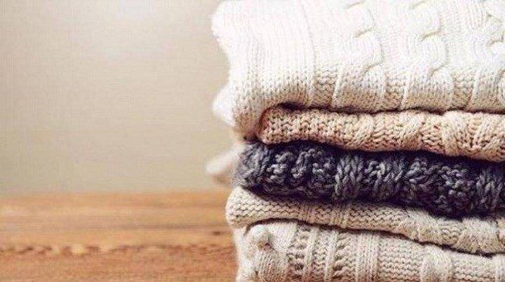 بلاش في الغسالة.. الطريقة الآمنة لتنظيف الملابس الصوف