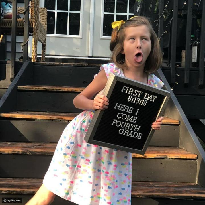 صور: الأطفال في أول يوم من المدرسة .. لن تتمالك نفسك من الضحك