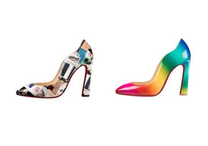 كريستينان لوبوتان يبدع في أحدث مجموعة للحقائب والأحذية لشتاء 2020