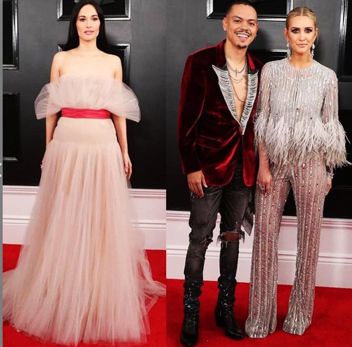 اتجاهات الأزياء كما بدت لنا من حفل GRAMMY AWARDS 2019