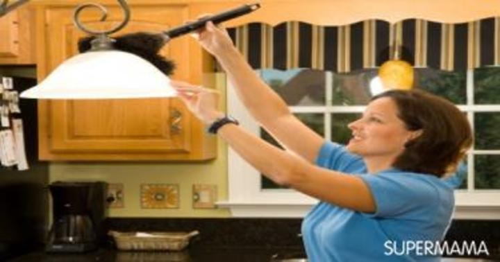 نصائح سريعة و فعالة لتنظيف البيت قبل العيد   سوبر ماما