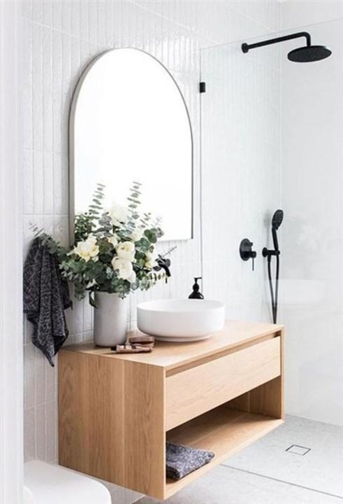 أجمل موديلات مرايا تزيد من فخامة ديكور الحمام!