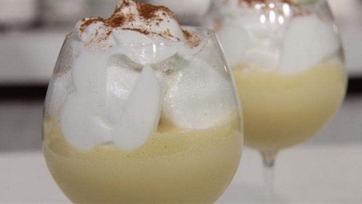 طريقة عمل بودينج الليمون اللذيذ