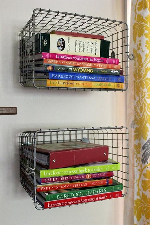 بالصور: أفكار لترتيب الكتب الدراسية في غرفة الأبناء