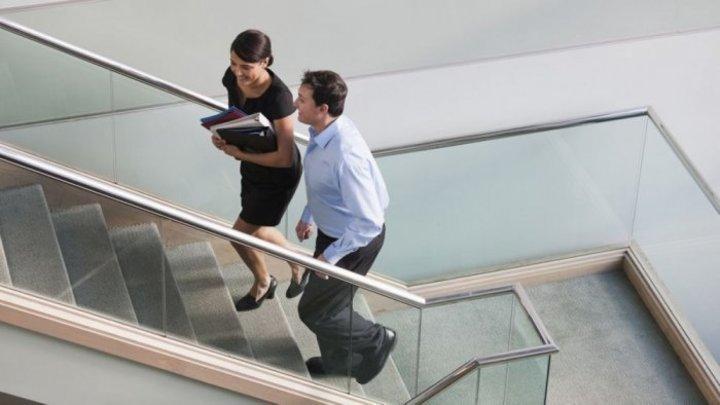 دراسة صعود السلالم وتأثيره على الصحة