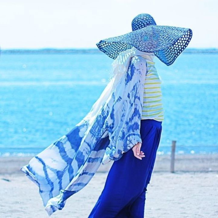 إطلالتكِ على الشاطئ في الربيع
