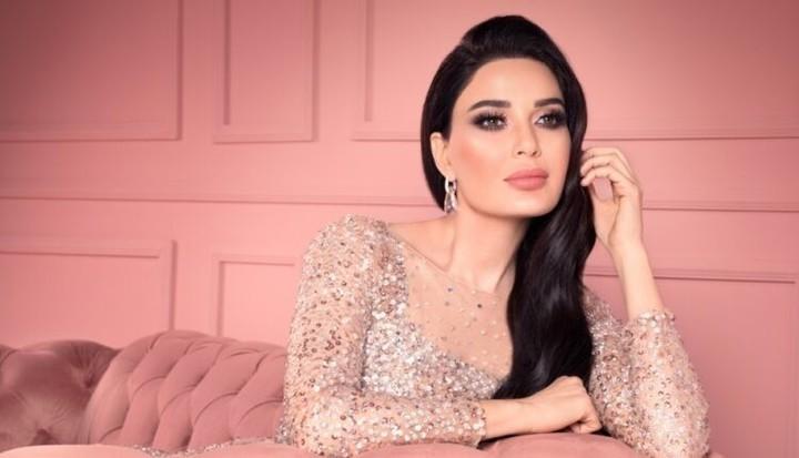 صور نجمات عرب بدون وصلات شعر