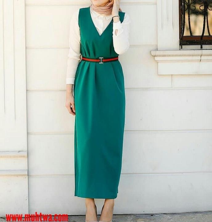 بالصورملابس صيفية للمحجبات تركية