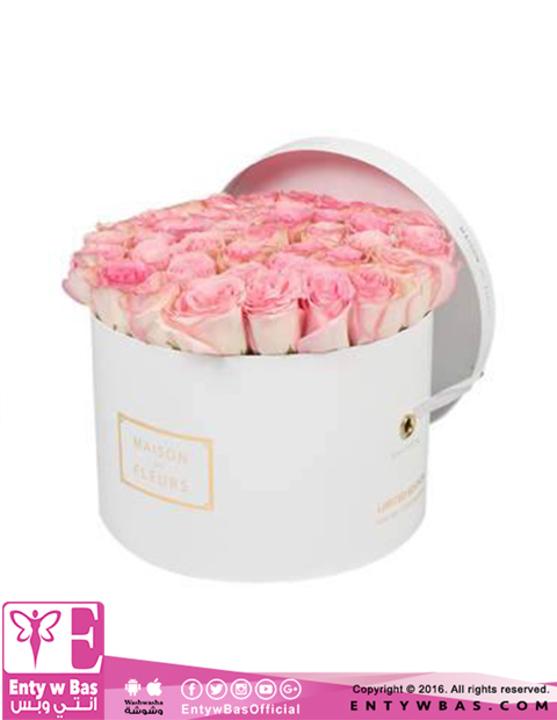 تدعم مرضى السرطان في أكتوبر بأزهارها الوردية