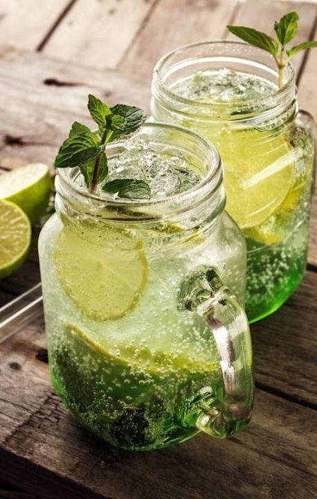 مشروب ديتوكس الصحي لحرق الدهون من الجسم