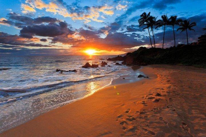 افضل وجهات شهر العسل للعروسين في هاواي
