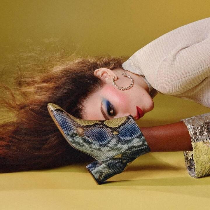 كايتي بيري تطلق مجموعة جديدة من الأحذية!