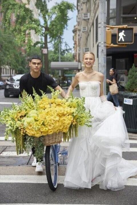 أجمل فساتين زفاف خريف 2020