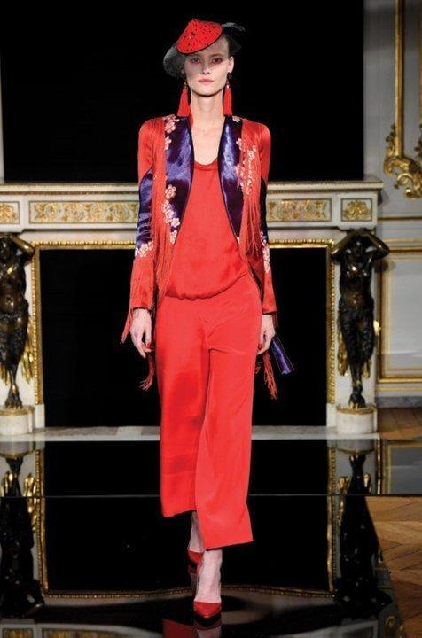 الياقوت الأحمر..صيحة أزياء صيف 2019