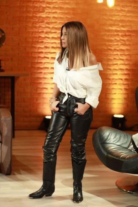 سميرة سعيد تعود لمرحلة الشباب في إطلالات ذا فويس