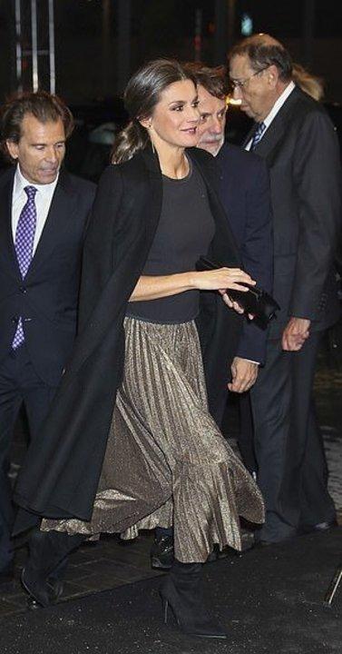 ما الذي ميّز إطلالات ليتيزيا ملكة إسبانيا الأخيرة؟
