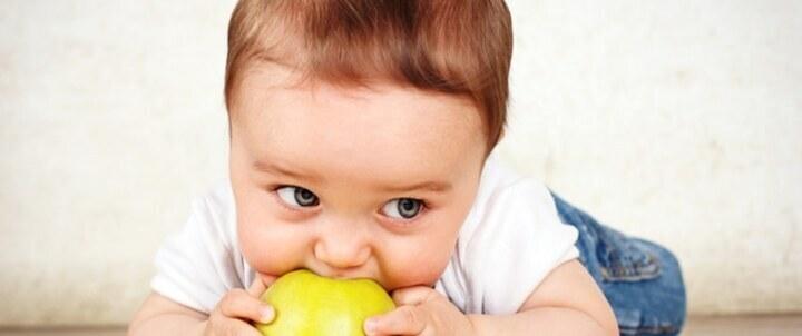 طرق لرفع مناعة الطفل فوق 7 أشهر من عمره