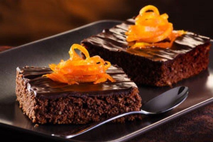 طريقة تحضير كب كيك بالشوكولاته والبرتقال