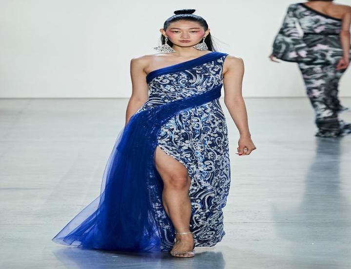 Tadashi Shoji مجموعة ربيع 2020 من أسبوع الموضة في نيويورك