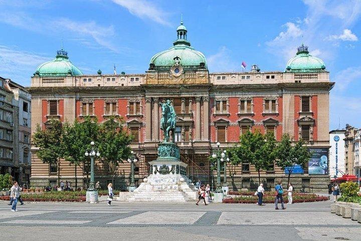 يوم سياحي في بلغراد