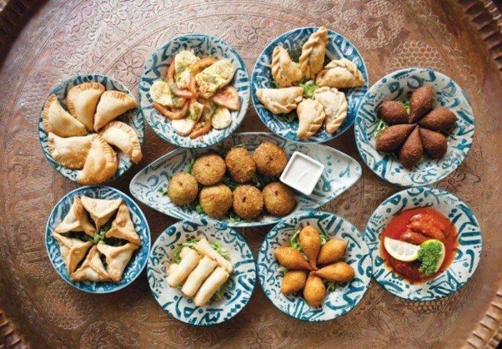 قائمة أكلات لفطور أول يوم رمضان