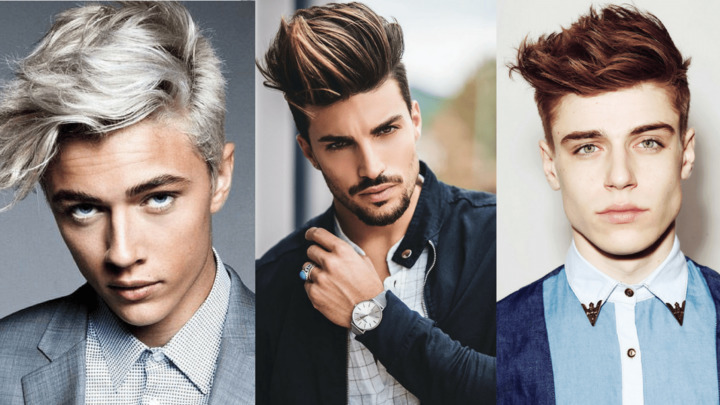 أفضل صبغة شعر للرجال بدون حساسية أو احمرار