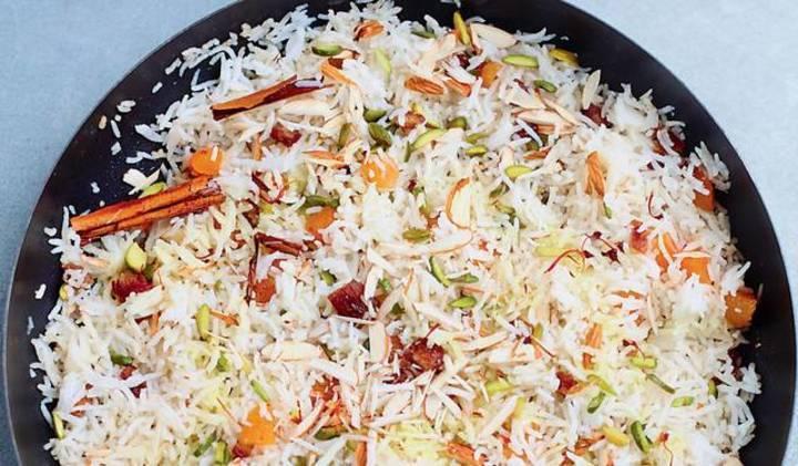 كيفية إعداد الأرز بالفواكه